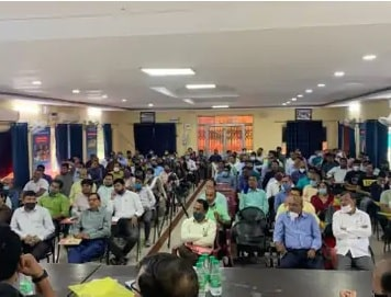Fulfill-our-demands-otherwise-all-the-work-of-Jharkhand-Secretariat-will-come-to-a-standstill-Secretariat-Service-Association