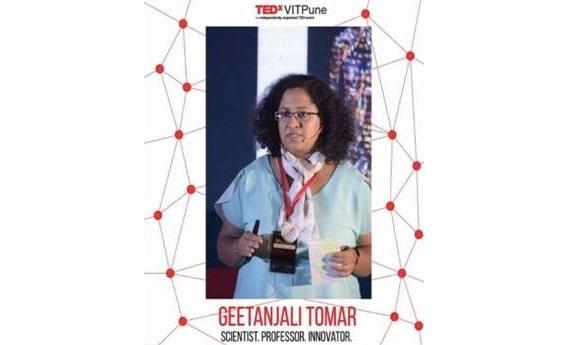 Dr Geetanjali Tomar developing Biomaterials for Bone Tissue Regeneration