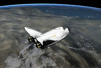 NASA plans Space Taxi system