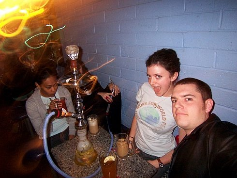 Hookah smoking gathers steam on campuses