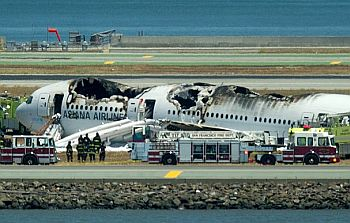 Technology responsible for minimal casualty in San Francisco air crash