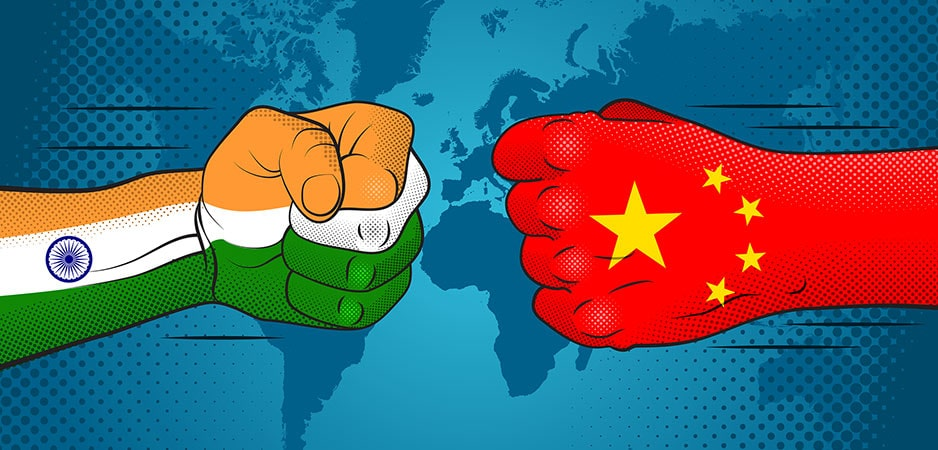 China & India: What could be the effect of an Economic War ?