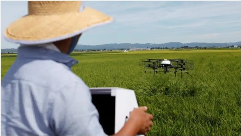 Agricultural drones - the next generation farmhand