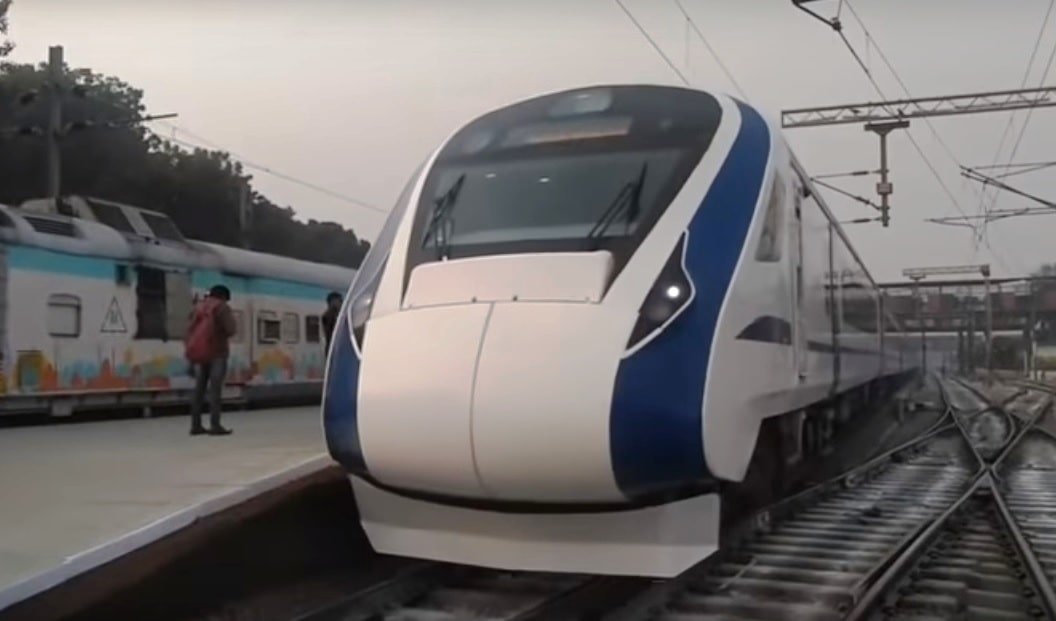 Train-18 to be known as Vande Bharat Express