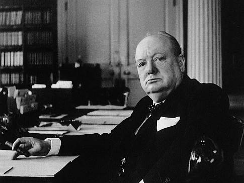 Winston Churchill's prediction has come true