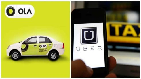 Delhi Government to block Uber and Ola Apps