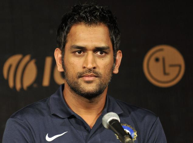 Why Dhoni loves to play against the gallery?
