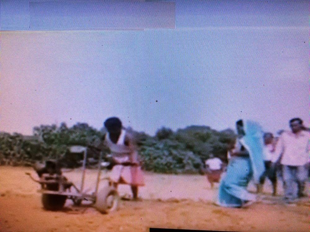 Poor Hazaribagh farmer develops low-cost mini tractor