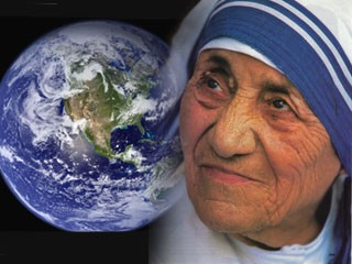 Why Mother Teresa lives on ?