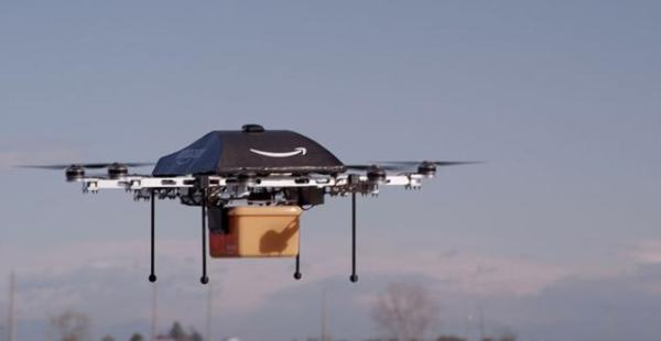 Amazon gets Certified by FAA