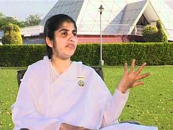 Instead of thinking to change the world,change oneself: Sister Shivani