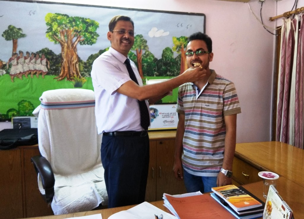 Oxford Public School student shines at AIIMS exam 2018