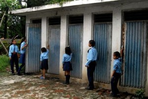 Girls skip school due to lack of toilets and adequate security