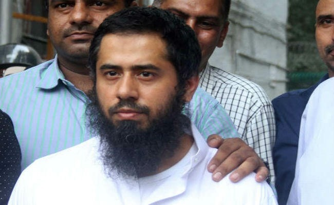 <p>Jamshedpur based Zisshan had joined Al-Qaeda.He was traced and brought to New Delhi.</p>