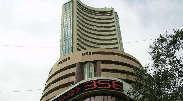 <p>Sensex hits intra- say low:The benchmark Sensex at the Bombay Stock Exchange crashed 1,708 points or 3.44 per cent in the trading hours on Monday to hit an intra-day low of 47,883…