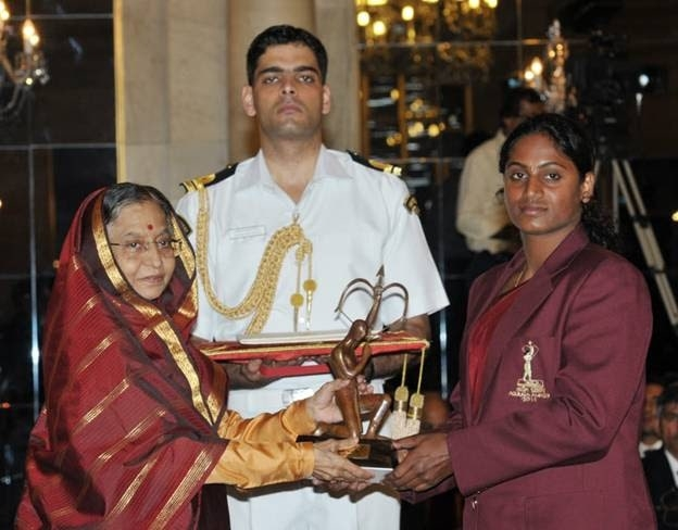<p>The Ministry of Youth Affairs & Sports (MYAS) has approved an amount of Rs 2 Lakh for Karnataka's V Tejaswini Bai, who won the Arjuna Award in 2011 and was a member of the…