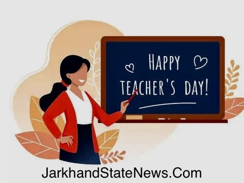 <p>Happy Teachers'Day 2021</p> <p>A teacher is someone who nourishes the souls of the students for a lifetime. Happy Teachers Day to all the teachers!</p> <p>You are my mentor…