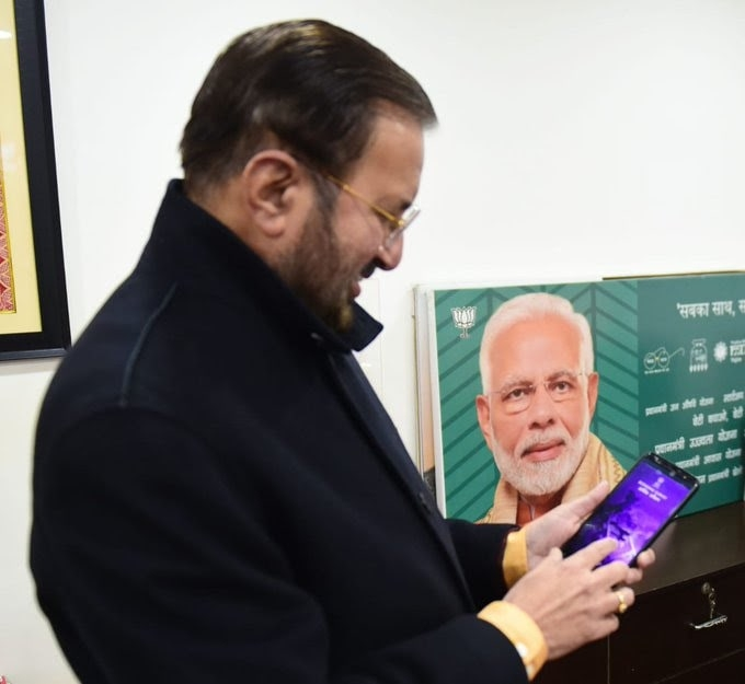<p>Prakash Javadekar Tweets: The Economic Survey 2021 projects India's real GDP to record a 11.0% growth in 2021-22 & nominal GDP to grow by 15.4%-highest since independence. The…