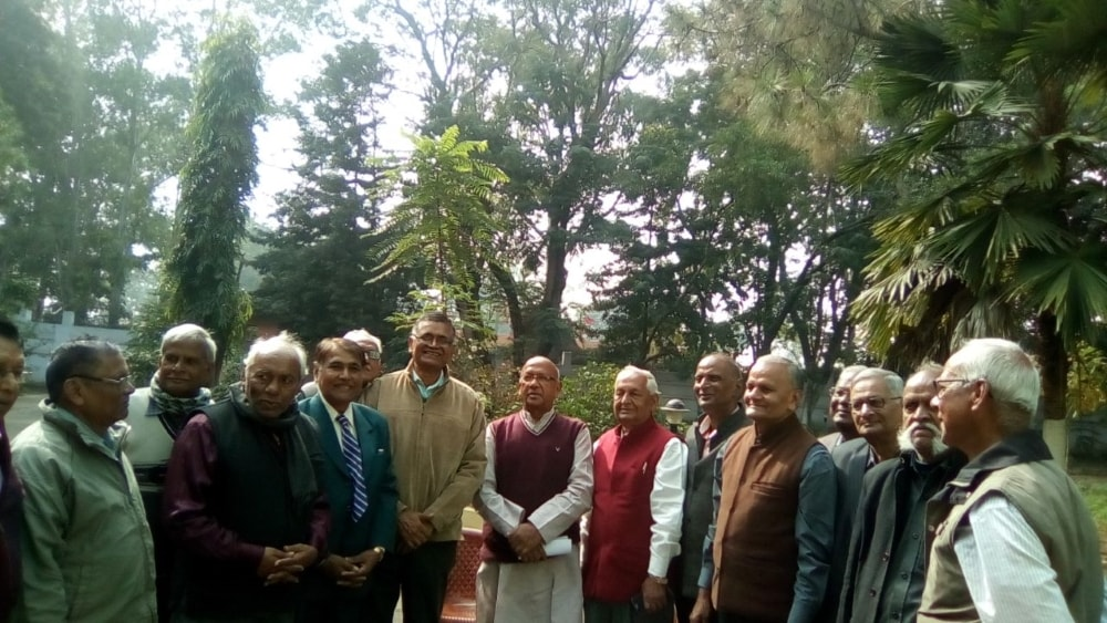 <p>Today, members of the Federation of Retired HEC Employees met minister Saryu Rai, Parliamentary Affairs, Food Public Distribution and Department of Consumer Affairs, Jharkhand Government…