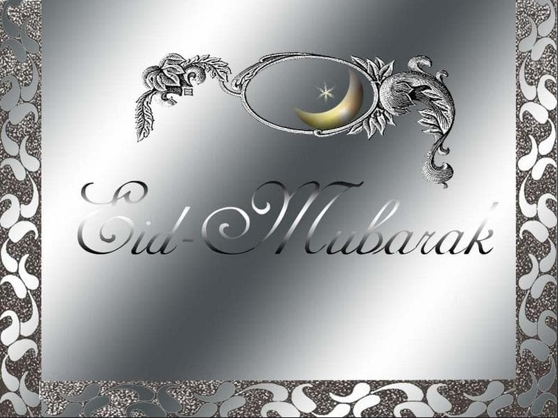 <p>May the auspicious occasion of Eid, bless you with peace and bring joy to your heart and home.</p>