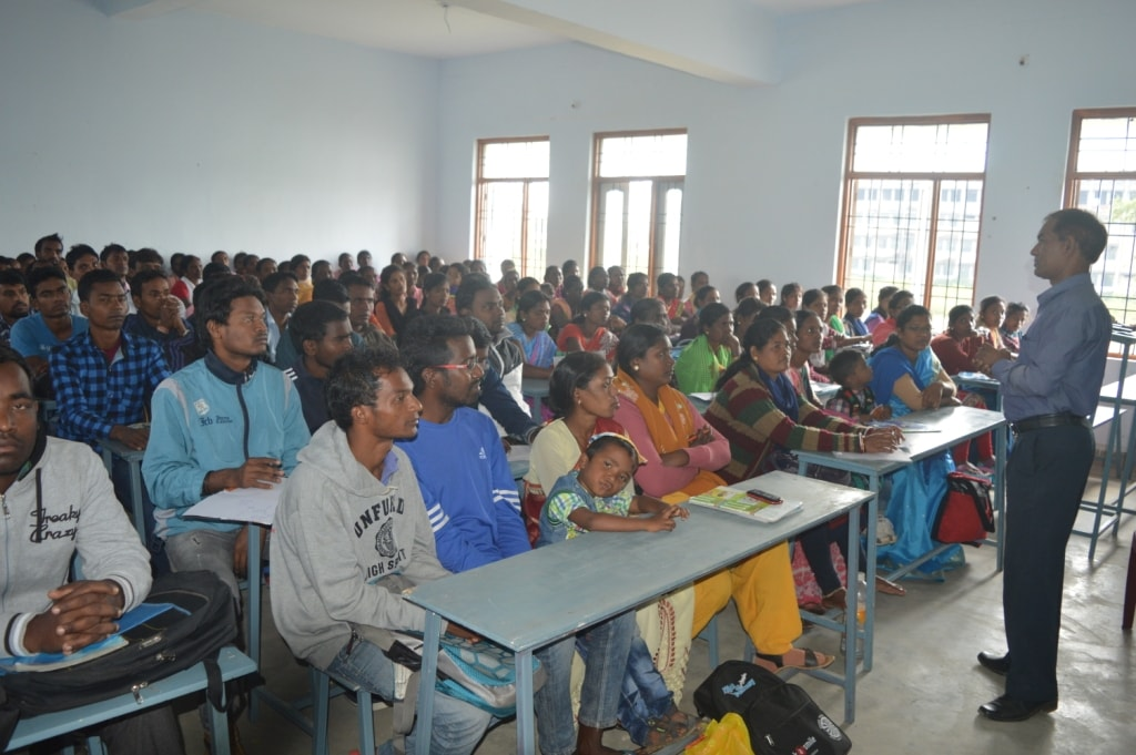<p>The Tribal Social Welfare Society and ITDA Ranchi jointly provided 50 hours of professional training under the Chief Minister Scheduled Tribes Village Development Scheme at the…