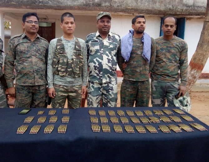 <p>Jharkhand police gained a massive success by recovering a huge quantity of 0.315 bore guns.In all,404 such guns recovered from inside container at Krcha village under Bishunpur…