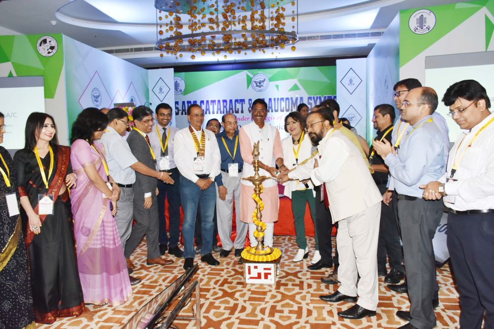 <p>A one-day workshop on Cataract and Glaucoma was organized by the Academic Research Committee (AIOS - ARC) of All India Ophthalmological Society under the joint support of Jharkhand…
