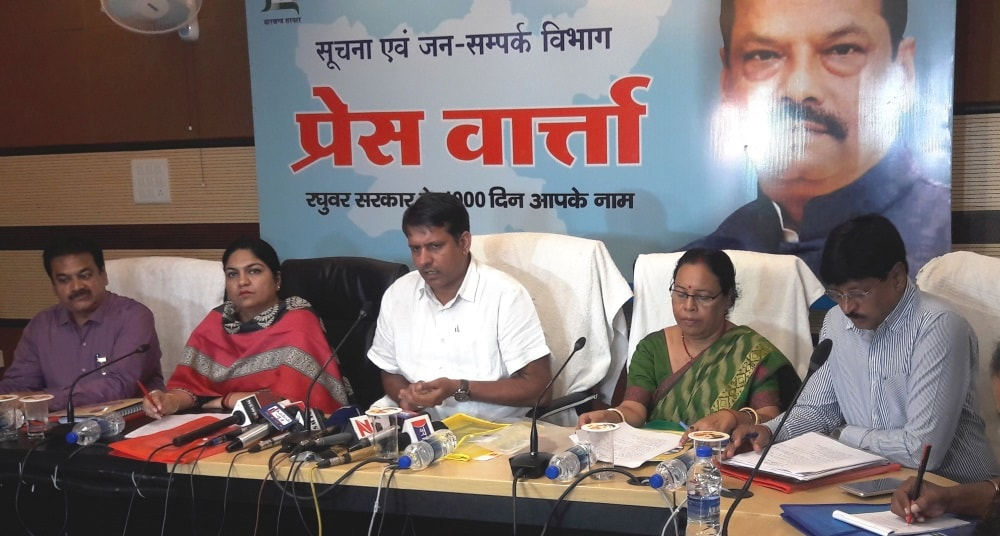 <p>At a press conference held in Ranchi on Wednesday, Minister of Agriculture & Sugarcane Development, Animal Husbandry & Fisheries,Govt of Jharkhand, <br /> Randhir Kumar…