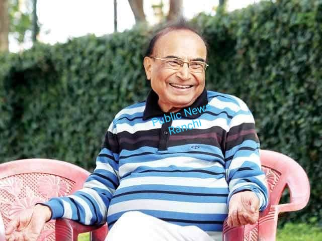 <p>Dr. KK Sinha passed away. jharkhandStateNews pray for the peace of the departed soul of a popular doctor.</p>