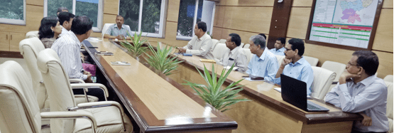 <p>Mr. Amit Khare, Development Commissioner-cum-Additional Chief Secretary, Planning and Finance Department, gave directions to the concerned officials that in the 6th most backward…