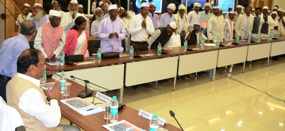 <p>Tana Bhagats will now be deducted a token amount of one rupee on the receipt for land revenue. The government will also provide homeless Tana Bhagats a permanent house.Monthly pension…