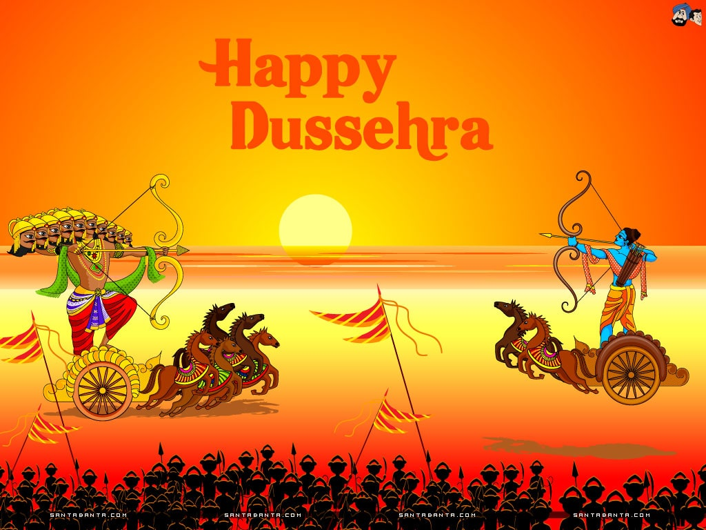<p>jharkhandstatenews.com wishes you all a very Happy Dussehra.</p>