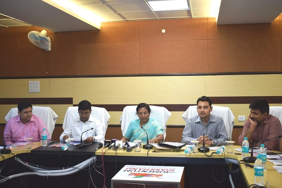 <p>Jharkhand Welfare Department in a meeting headed by Minister Louis Marandi noted that it is planning to set up 15 more Kalyan Gurukul schools and in its schools more than 34 lakh…