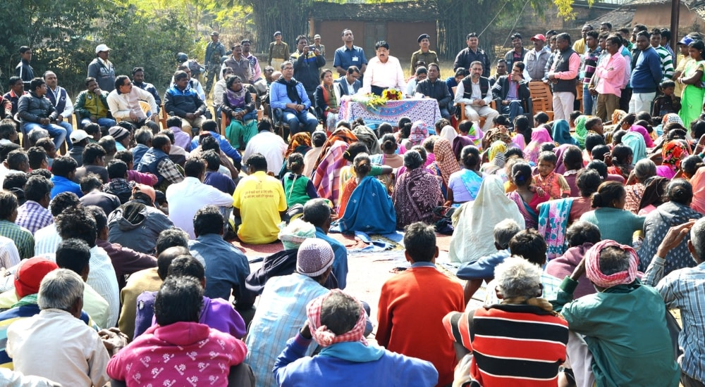 <p>Rajya Sabha MP Parimal Nathwani adopts third village under SAGY in Jharkhand. He adopted Barwadag Panchayat in Angara Block of Ranchi District.</p>