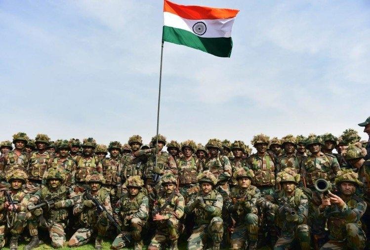 <p>सेना दिवस : 15 जनवरी</p> <p>आज *सेना दिवस* है, प्रत्येक वर्ष में 15 जनवरी को सेना दिवस मनाया जाता है। सन् 1949 में आज ही के दिन लेफ्टिनेंट जनरल (बाद में फ़ील्ड मार्शल) के. एम. करियप्पा…