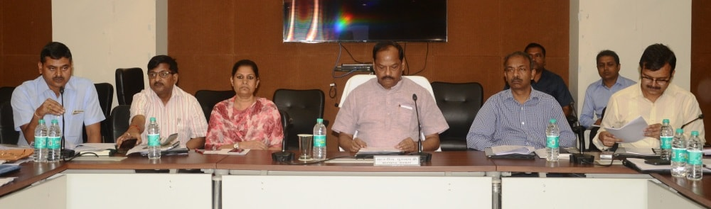 <p>Chief Minister, Mr. Raghuvar Das, directed all the Deputy Commissioners of the state that in order to complete the ongoing Prime Minister's Housing Scheme and ODF scheme…