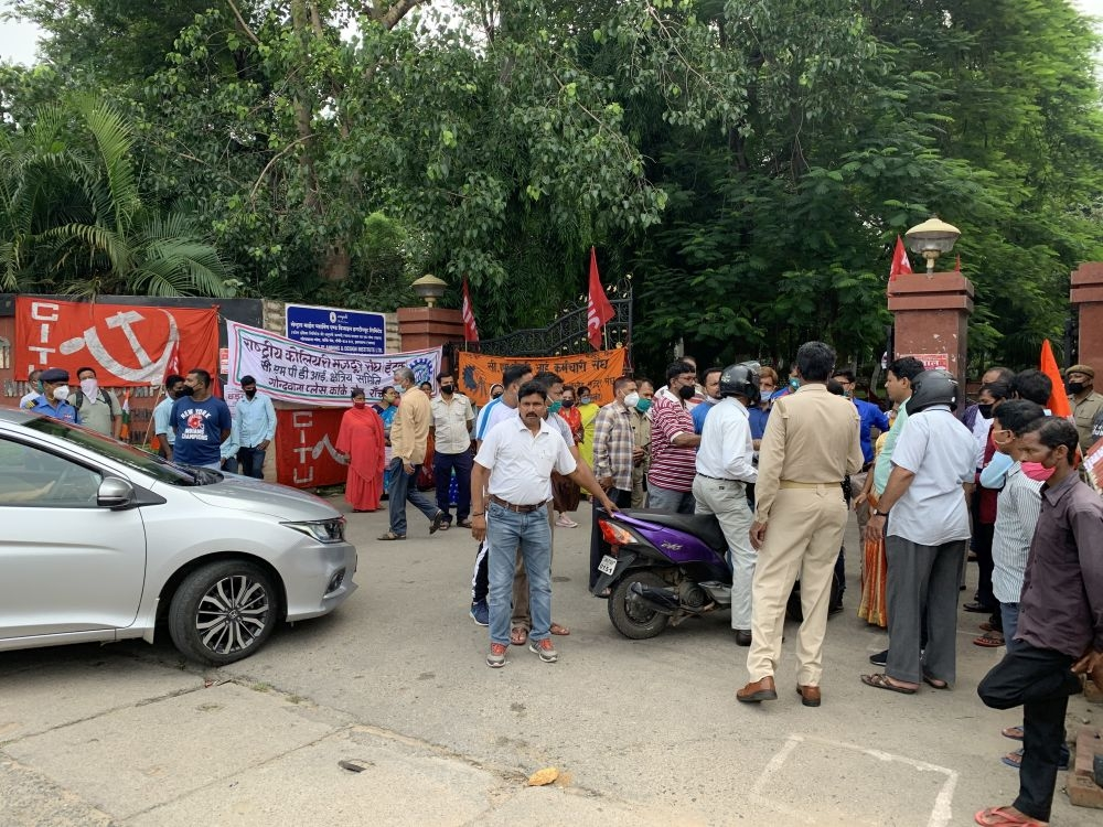 <p>All Coal India Ltd (CIL) subsidiaries including Ranchi based CCL and CMPDI remained shut due to the three-day strike called by INTUC and Left affiliated workers unions in protest…
