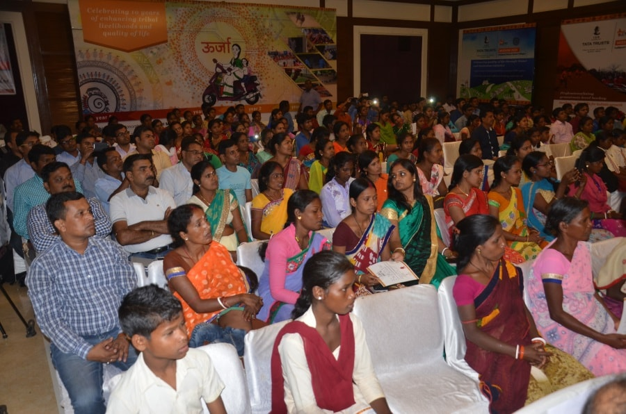 <p>Participants at the programme organised by TATA CINI at Hotel BNR Chankakya,Ranchi and inaugurated by Jharkhand Governor Draupadi Murmu.Governor's Principal Secretary…