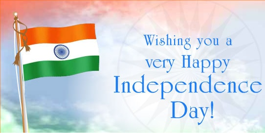 <p>Jharkhand State News wishes all its viewers a Happy Independence Day.</p>