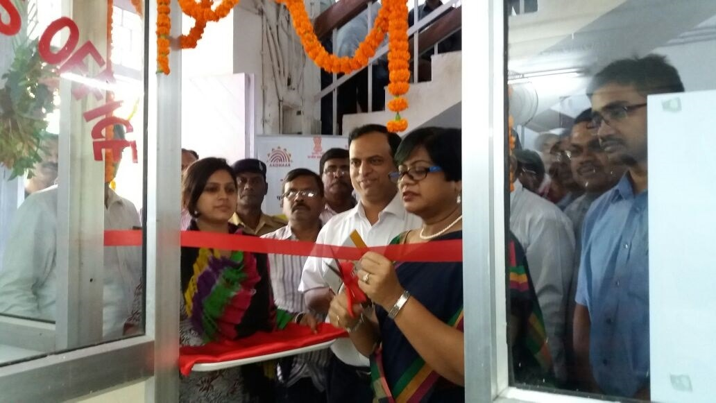 <p>Now Aadhaar card upgradation can be made at post offices.A programme toward this end was inaugurated by Chief General Manager of Post  Mrs Shashi Shalini Kujjur in Ranchi on…