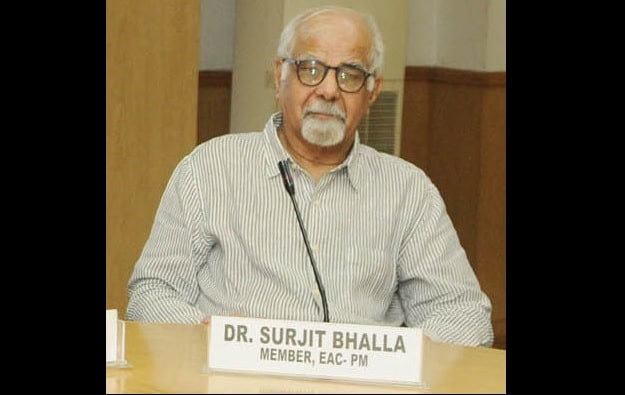 <p>Modi government has appointed Dr. Surjit S Bhalla as Executive Director of the International Monitory Fund. </p>
