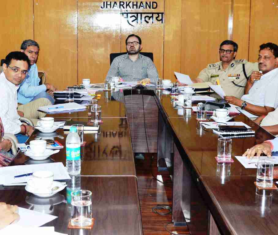 <p>A detailed discussion was held with officers under the chairmanship of the Chief Secretary for the main program of the International Yog Day on 21 June. Chief Secretary Dr. DK Tiwari…