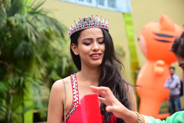 <p>Junior Chamber International,Ranchi is organising 'Saawan Sindhara'. Today was first day.</p>