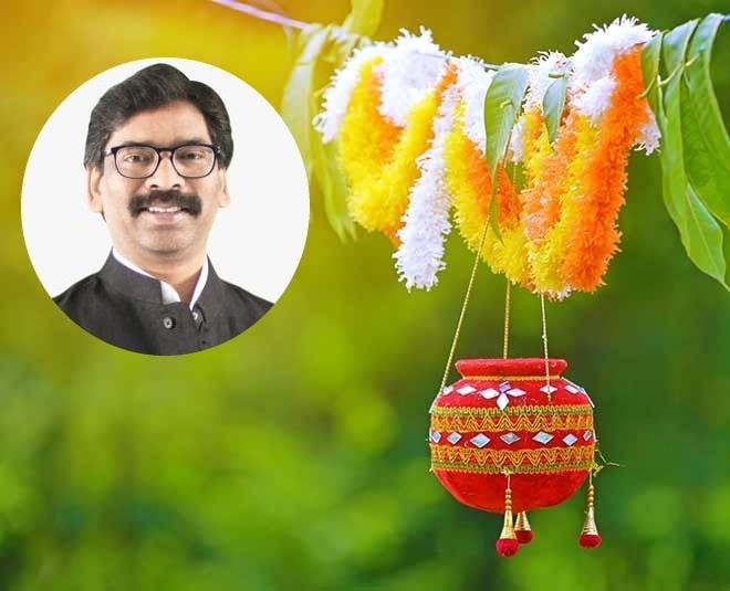 <p>मुख्यमंत्री हेमन्त सोरेन ने श्री कृष्ण जन्माष्टमी के पावन अवसर पर सभी देश और झारखण्डवासियों को अनेक-अनेक शुभकामनाएं दी हैं। मुख्यमंत्री ने सभी के स्वस्थ, सकुशल और सुखी रहने की कामना…