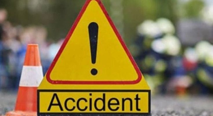 <p>Three women die in road accident in Palamau. A drunk driver of Scorpio running at high speed hit a standing tractor near Bakoria village under Satbarva block in Palamau its driver…