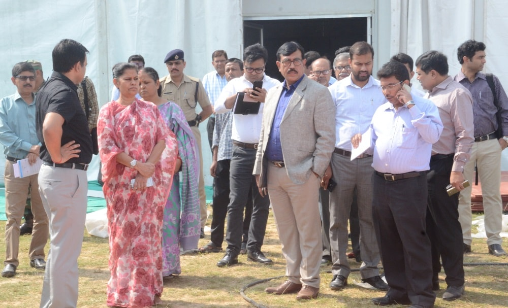 <p>Chief Secretary Rajbala Verma today reviewed the preparations and gave necessary directions for the forthcoming Jharkhand Mining Show , to be held in Prabhat Tara Ground, Ranchi…