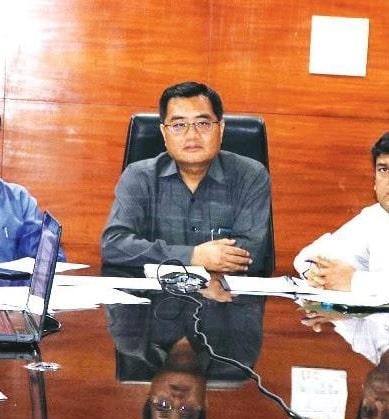 <p>एल० खियांग्ते, मुख्य निर्वाचन पदाधिकारी, झारखण्ड द्वारा आज दिनांक 24/03/2019 को जानकारी दी गई कि भारत निर्वाचन आयोग नई दिल्ली द्वारा डाॅ० शैलेश कुमार चौरसिया, उपायुक्त-सह-जिला निर्वाचन…