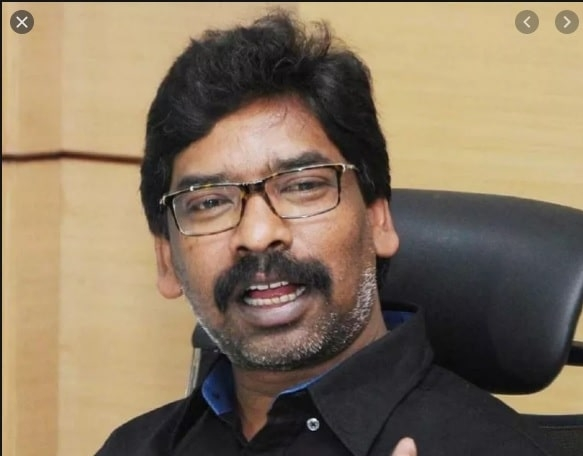 <p>CM overwhelmed by Neharika :</p> <p>Jharkhand Chief Minister has expressed gratitude for the sensitivity showed by 12-year-old Neharika of Noida and wished her a bright future.<br…