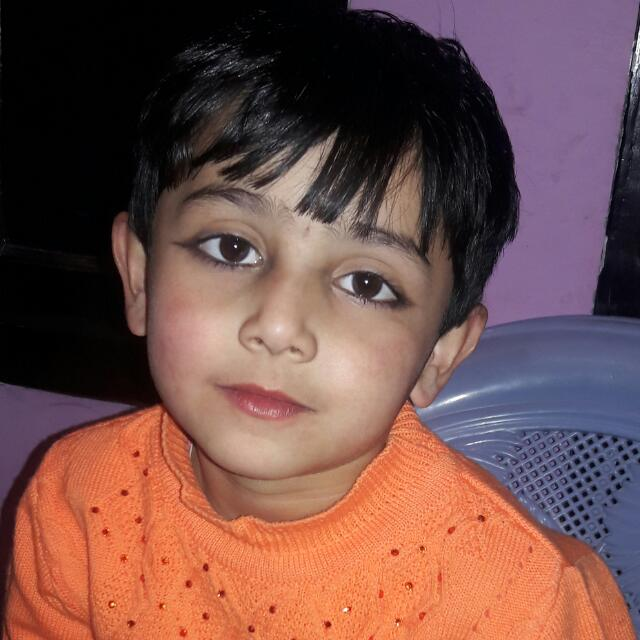 <p>Social Media via Whatsapp circulated this picture saying he is a boy who has been declared missing by his parents since Monday 5 pm.The parents,said the message,were based at Narela,Neeldaman…
