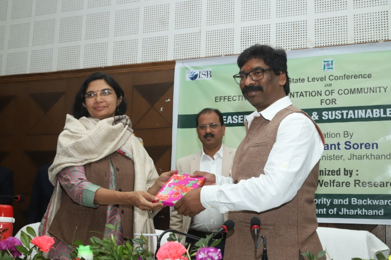 <p>Chief Minister Hemant Soren attended a two-day workshop related to effective implementation of the Forest Rights Act-2006 for Livelihood enhancement and sustainable development…